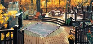 find amazing used hot tubs in Denver